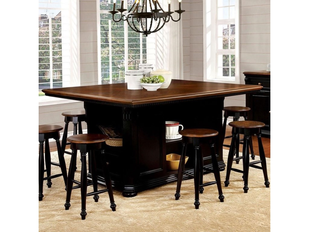 Sabrina Counter Height Dining Table