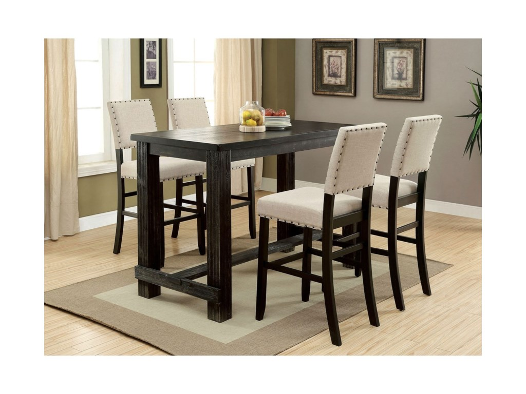 Brilliant Ideas Bar Height Dining Room Table | Dining Tables ...