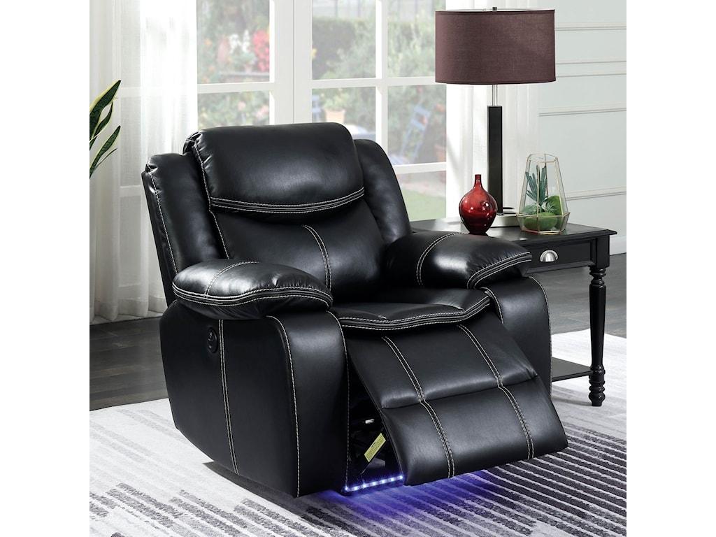 Furniture of America SiriusPower Recliner