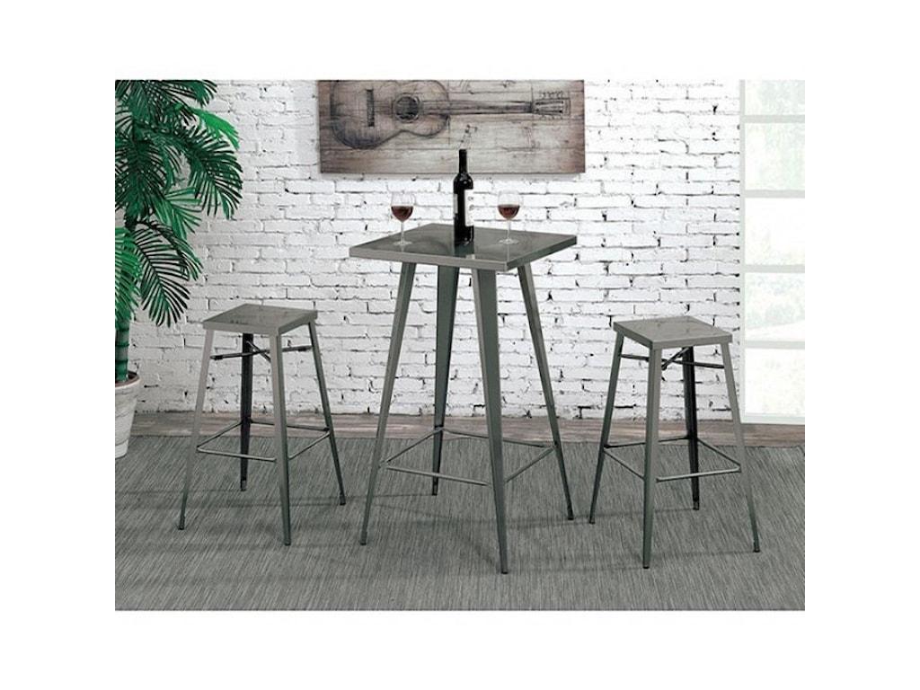 Furniture of America TimonBar Table