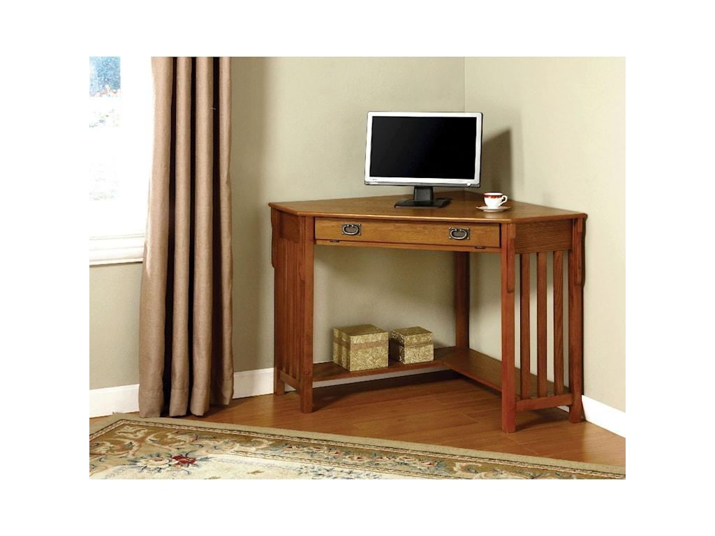 Furniture of America ToledoCorner Desk