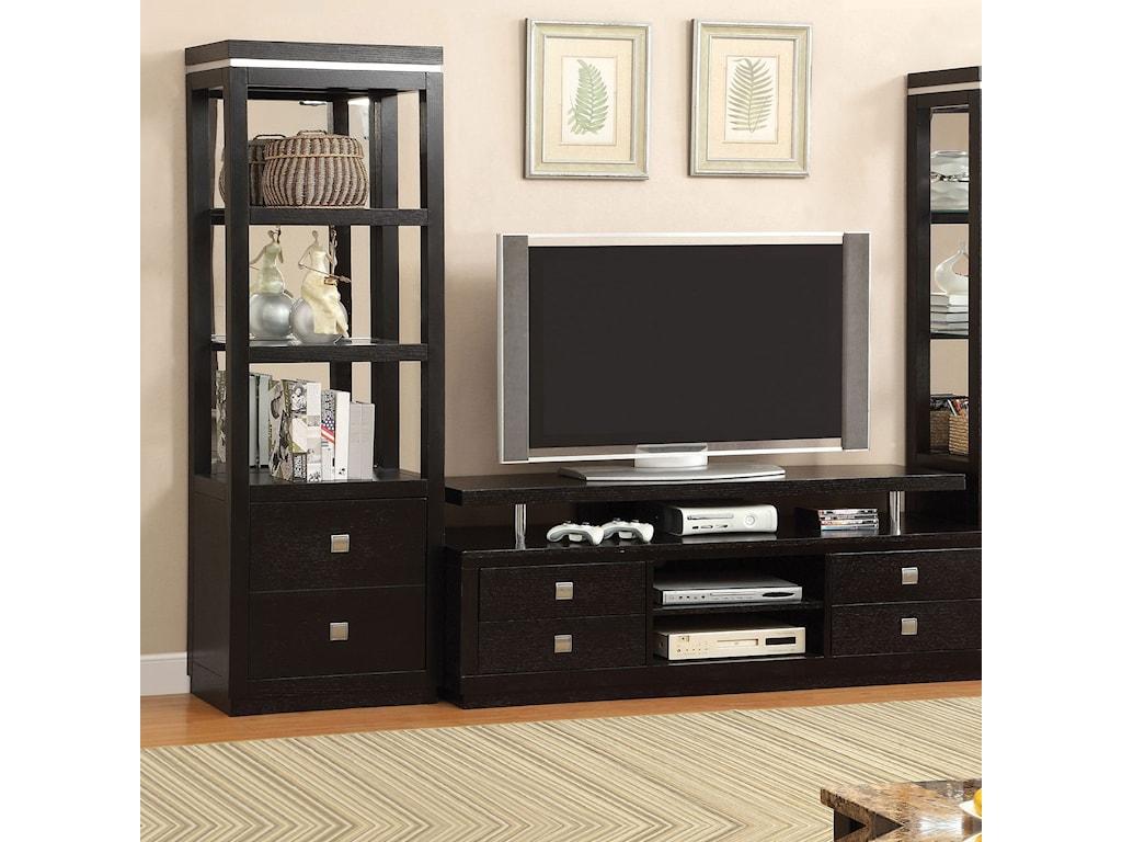 Furniture of America TollandPier Cabinet