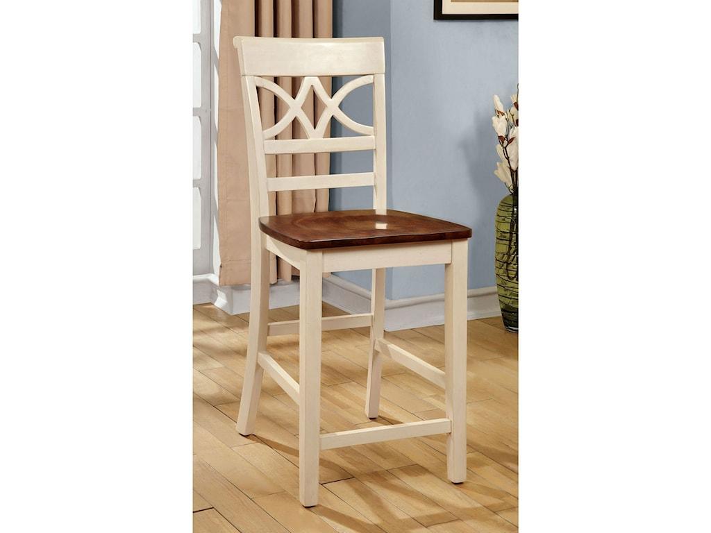Furniture of America TorringtonCounter Height Table Set