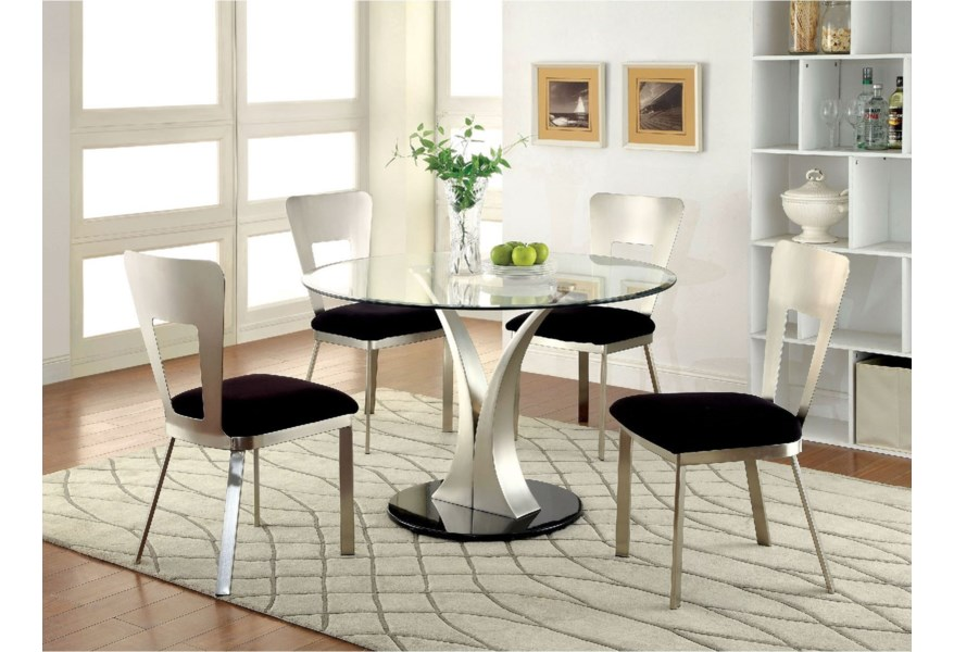 Valo Round Dining Table