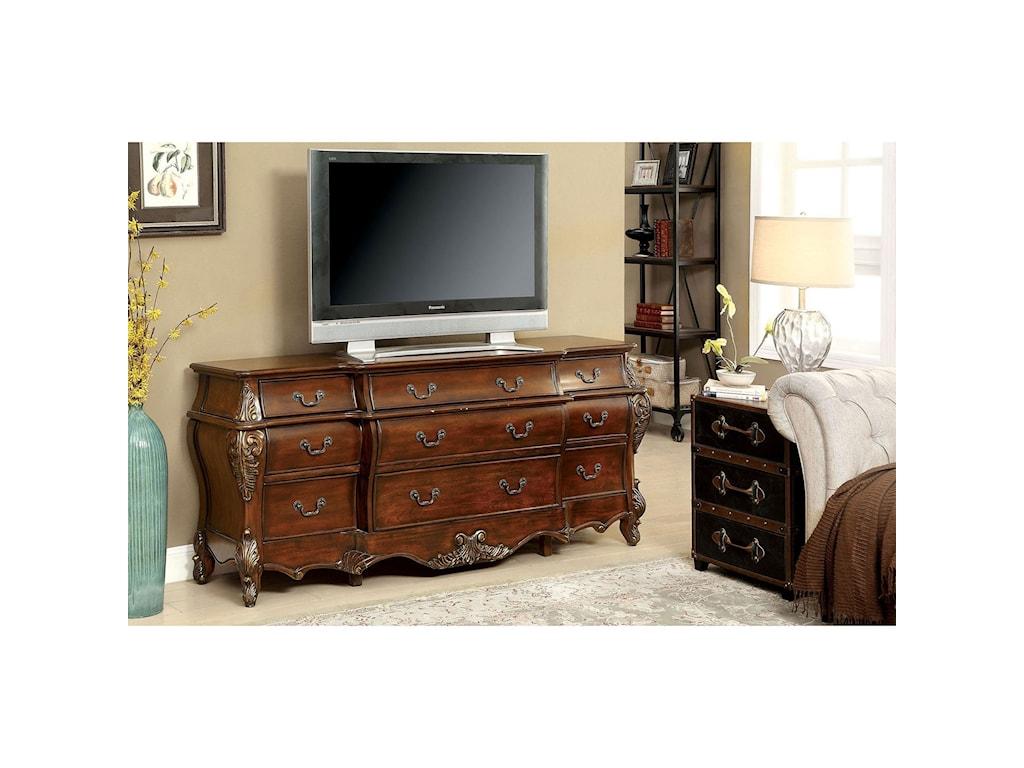 Furniture of America VicenteBuffet