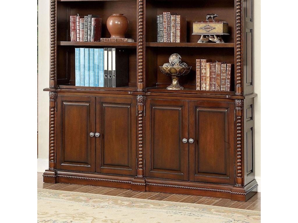 FUSA VickiBook Shelf Buffet