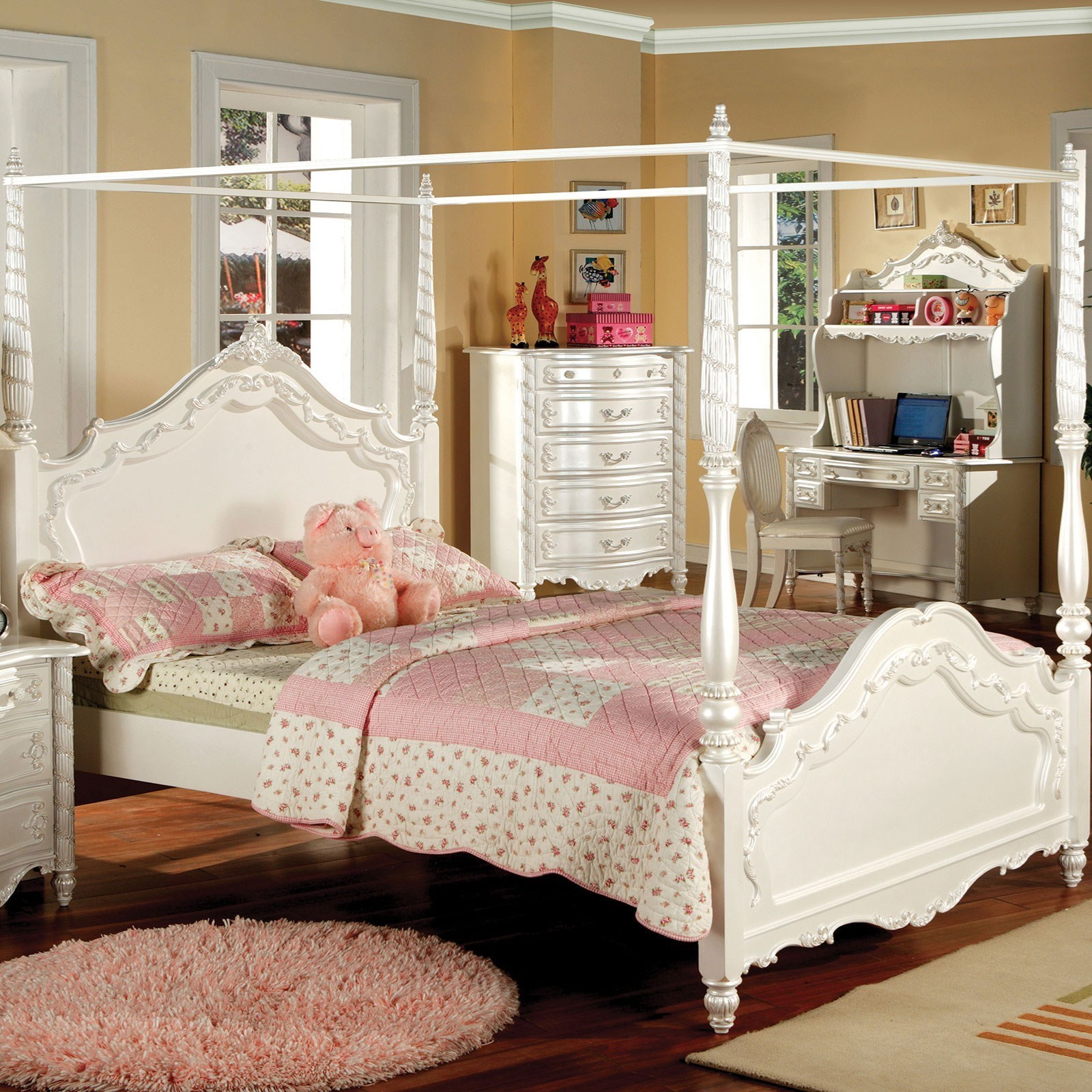 Furniture Of America VictoriaTwin Bed