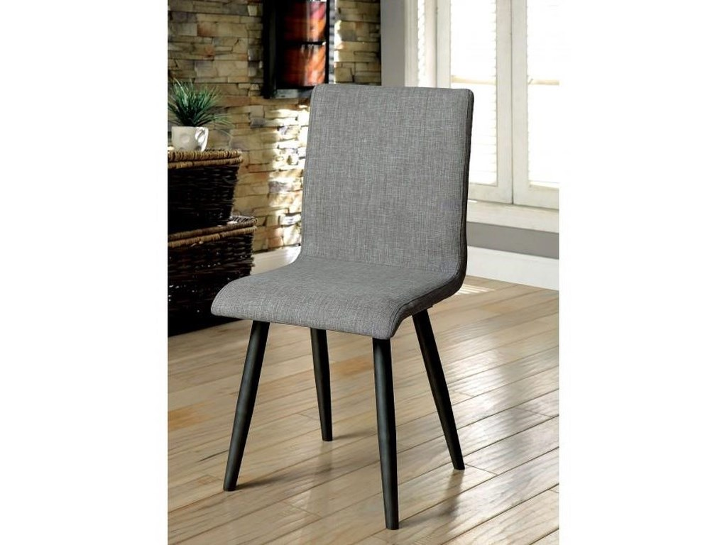 Furniture of America Vilhelm ISide Chair