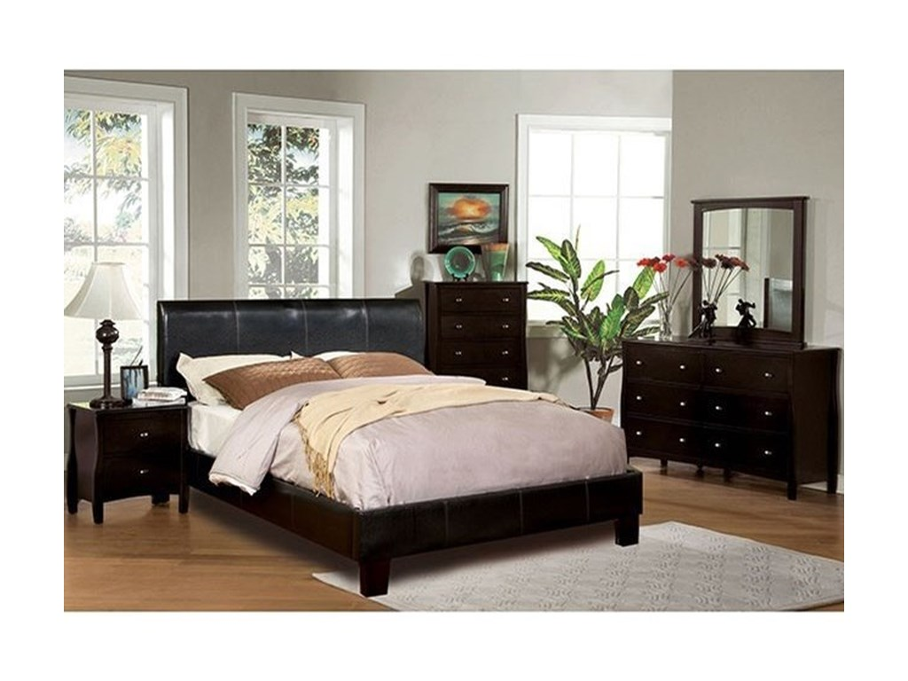 Furniture of America Villa ParkCalifornia King Bed