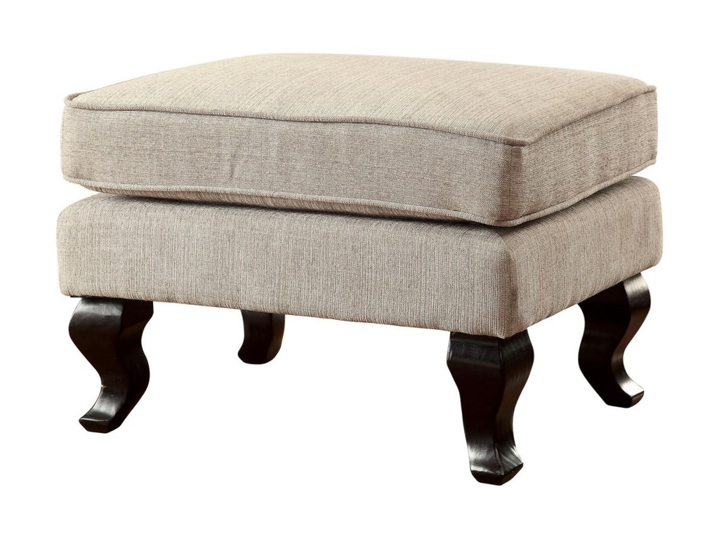 Furniture of America WillowOttoman