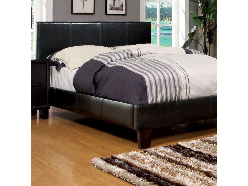 Furniture Of America Winn Park Cm7008q Bed Contemporary Queen
