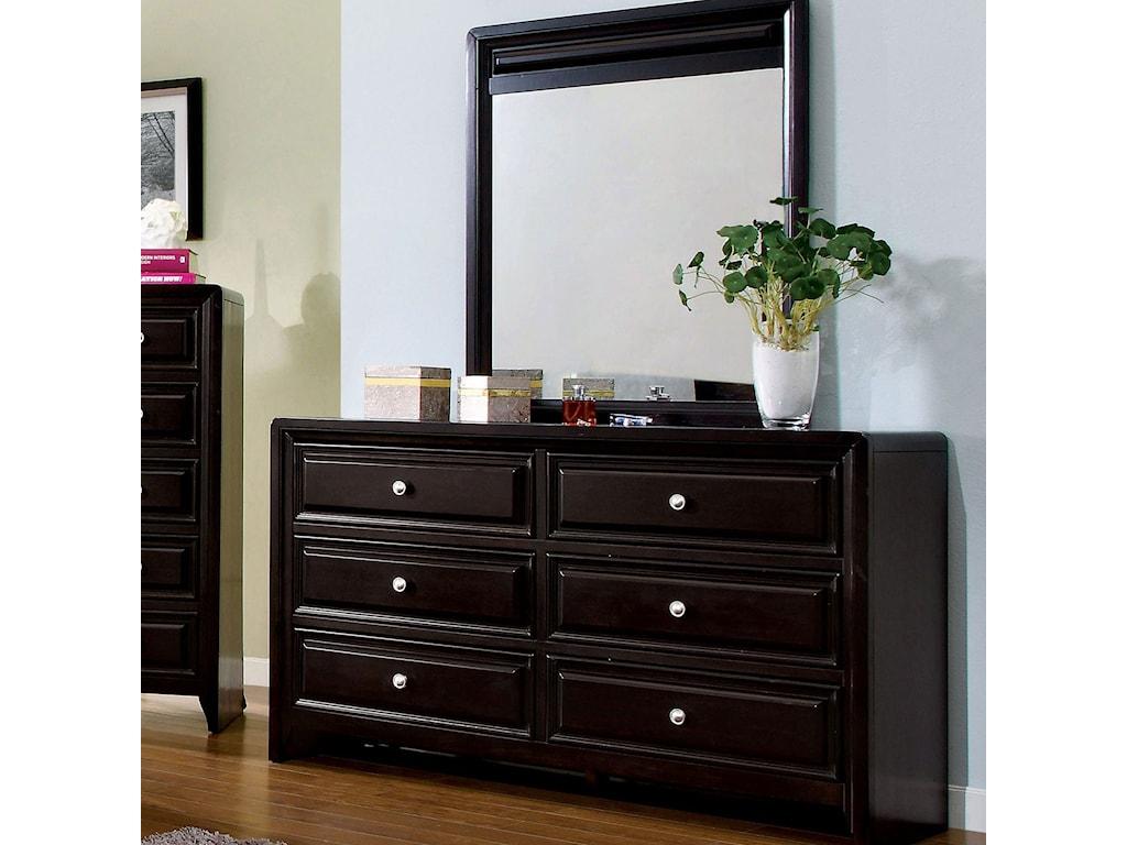 Furniture of America WinsorDresser