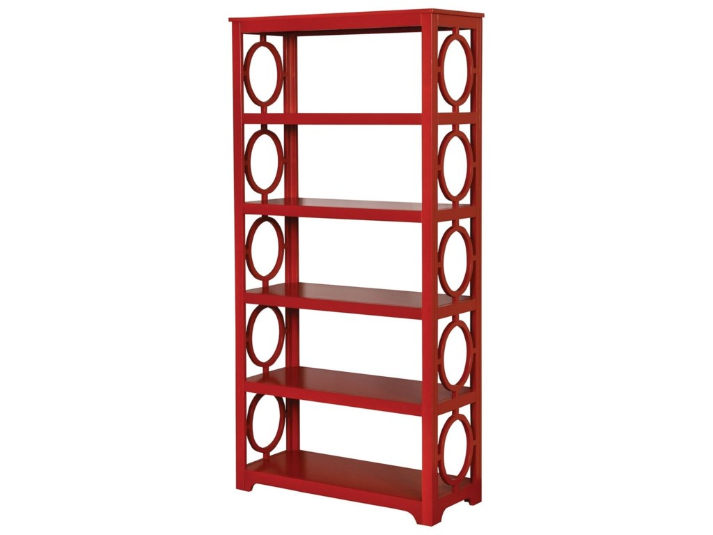 Furniture of America ZoeyDisplay Shelf