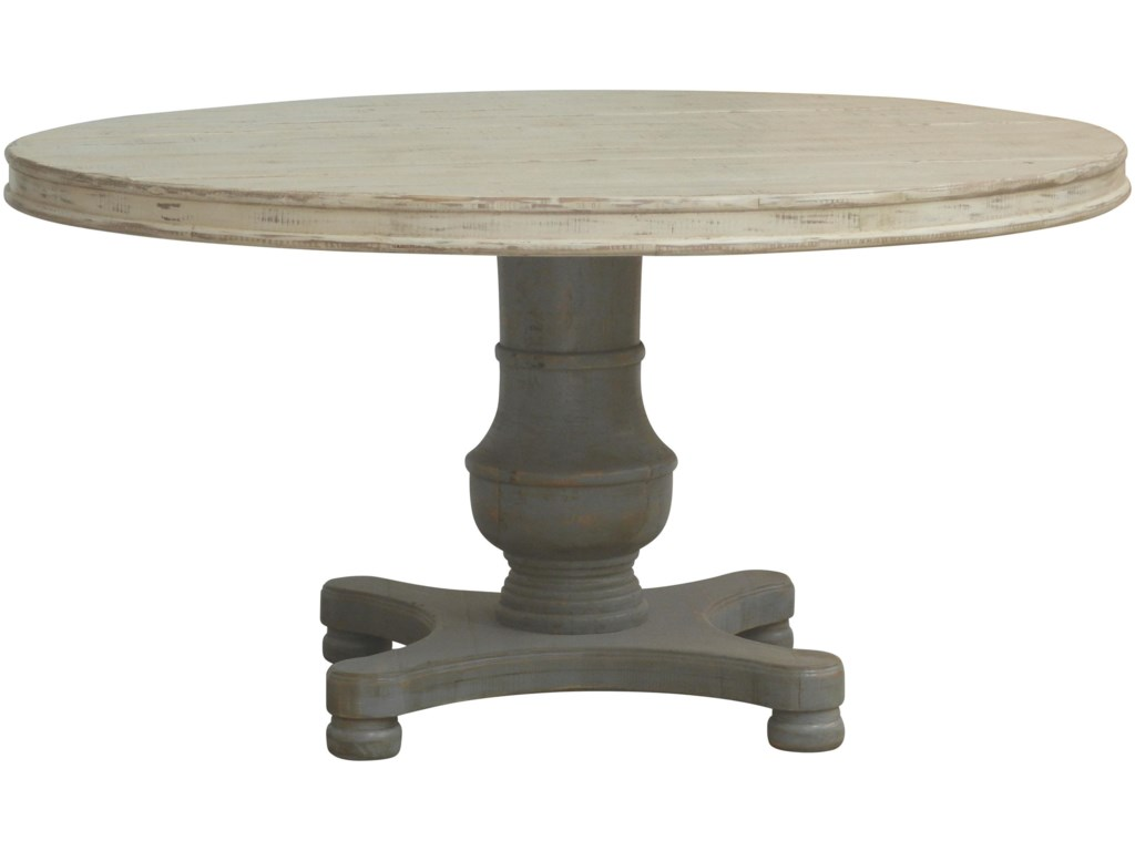 Furniture Source International Accent PiecesRosslyn Round Dining Table