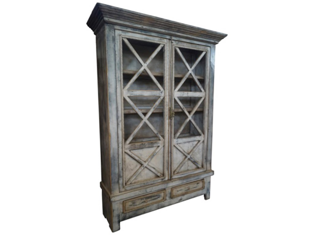 Furniture Source International Accent PiecesYork Cabinet