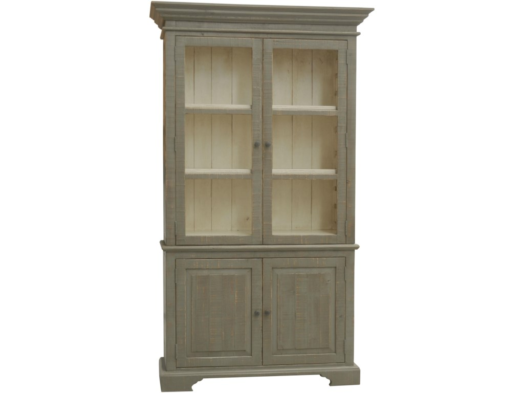 Furniture Source International Accent PiecesElaine Display Cabinet