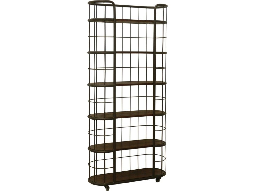 Furniture Source International ClarkridgeClarkridge Rolling Bookcase