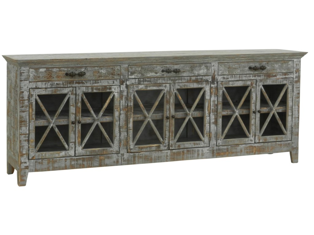 Furniture Source International ConsolesButlers Media Console