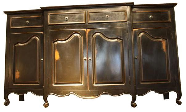 Furniture Source International Dining Jacqueline Solid Wood Traditional  Chest