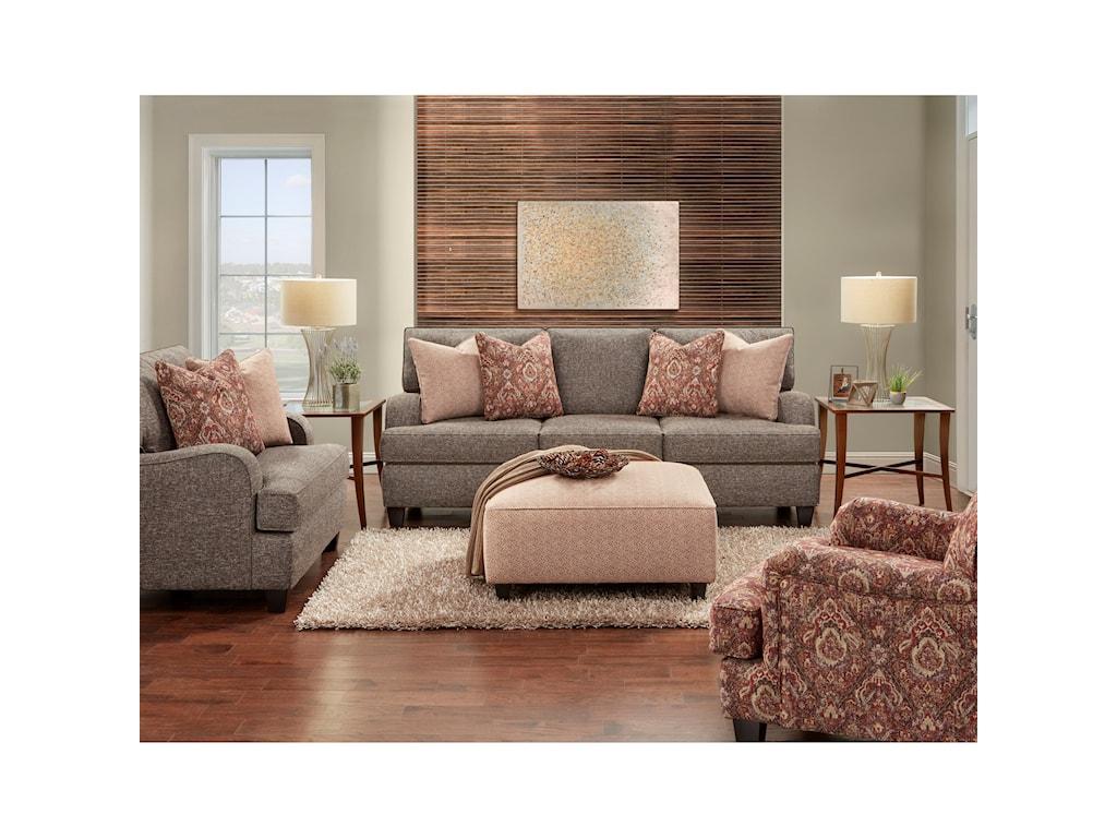 Fusion Furniture 01-02Chair