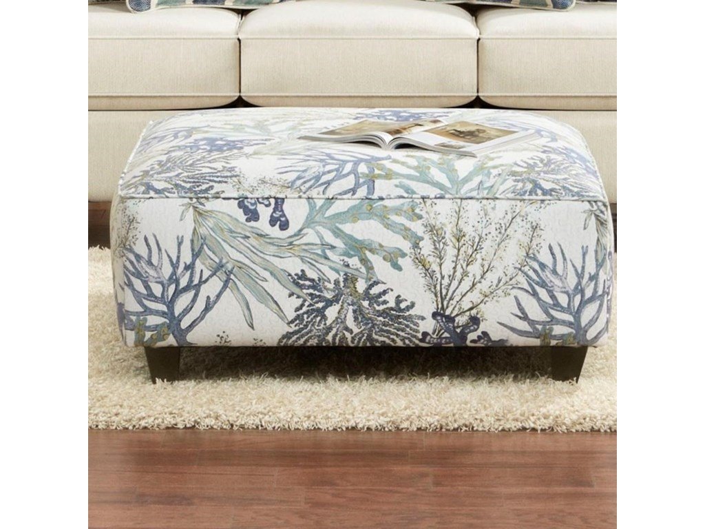 Fusion Furniture 100Ottoman