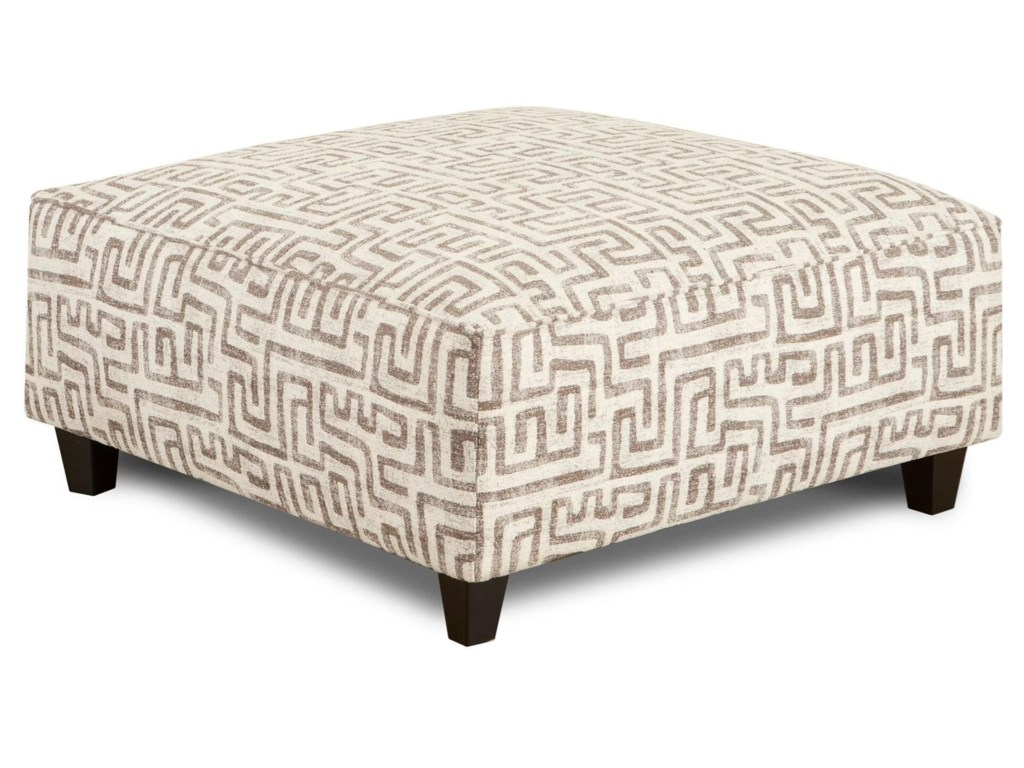 Fusion Furniture 109Square Ottoman