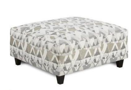 Fusion Furniture 109Square Ottoman