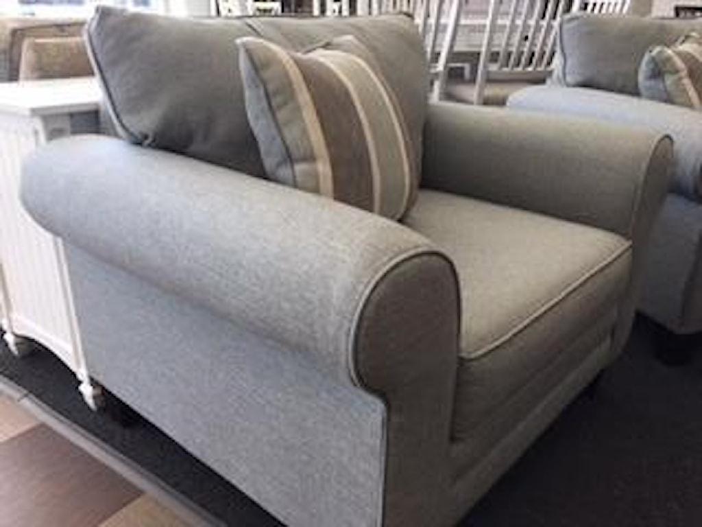 Fusion Furniture 1140 Grande MistChair and 1/2