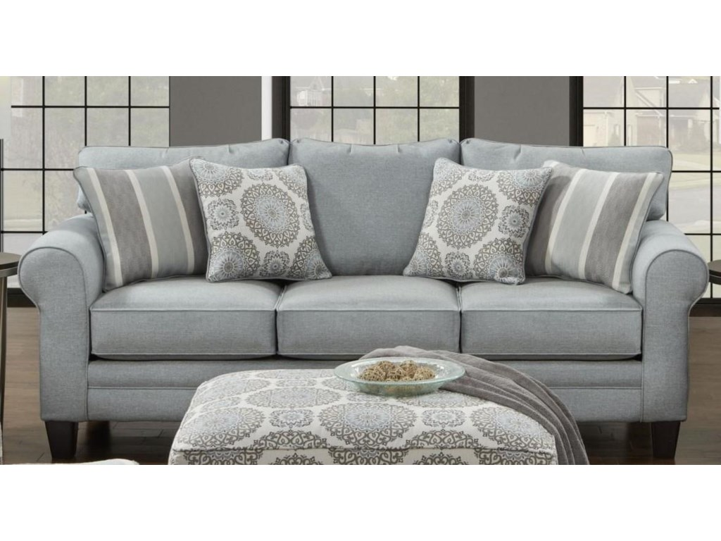 Fusion Furniture 1140 Grande MistSleeper Sofa