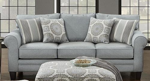 Fusion Furniture 1140 Grande Mist Sleeper