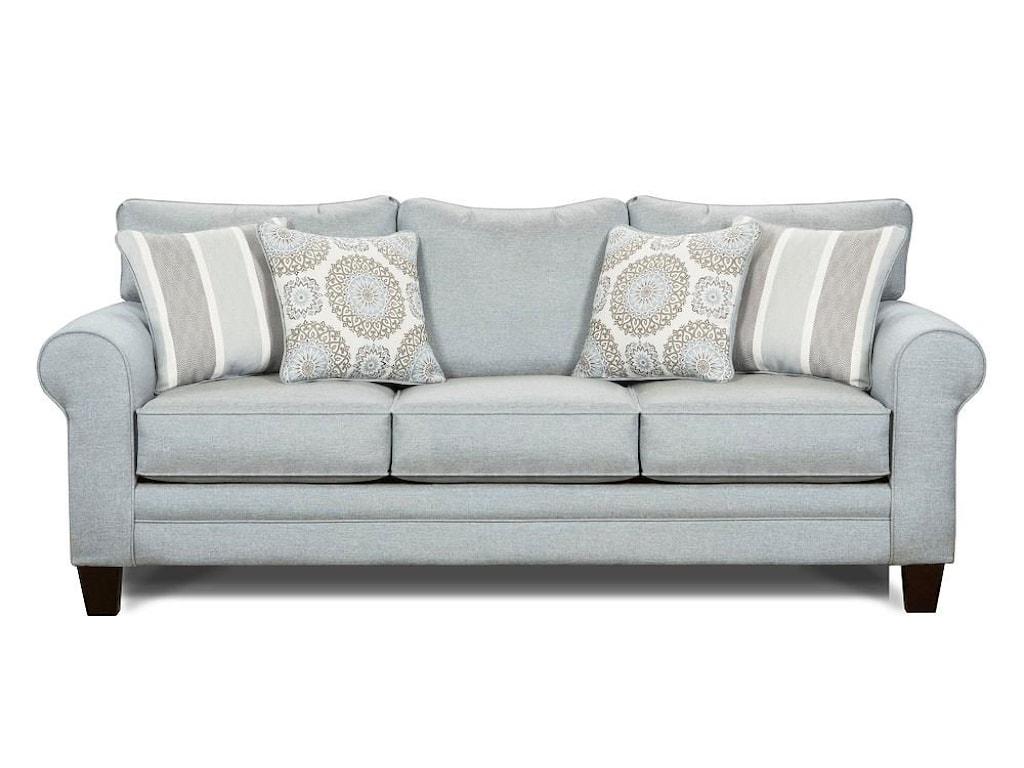 Fusion Furniture Grande MistSofa