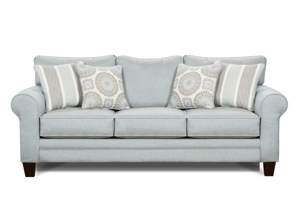 Fusion Furniture Grande MistSleeper Sofa