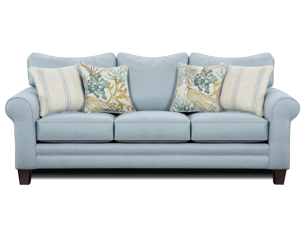 Fusion Furniture 1140Sofa
