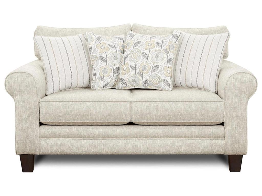 Fusion Furniture 1140Loveseat