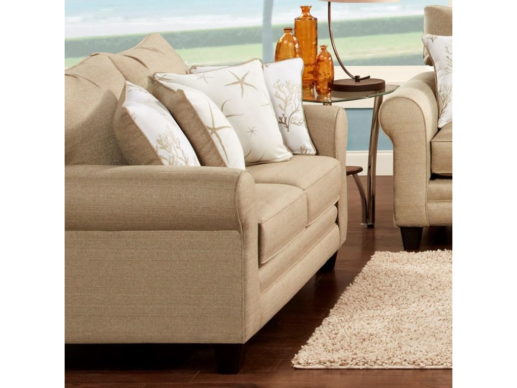 Fusion Furniture 1140Loveseat