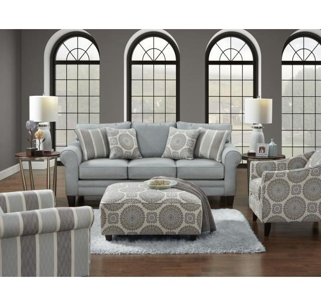 Fusion Furniture 1140Sleeper Sofa