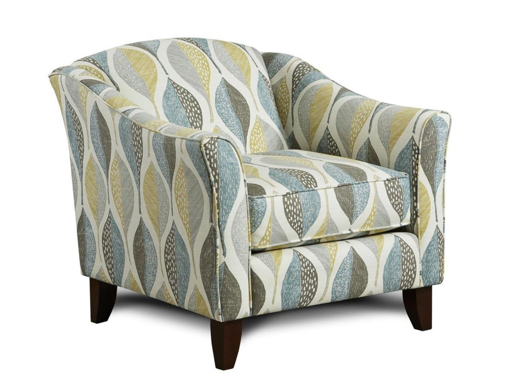 Fusion Furniture 1140Accent Chair