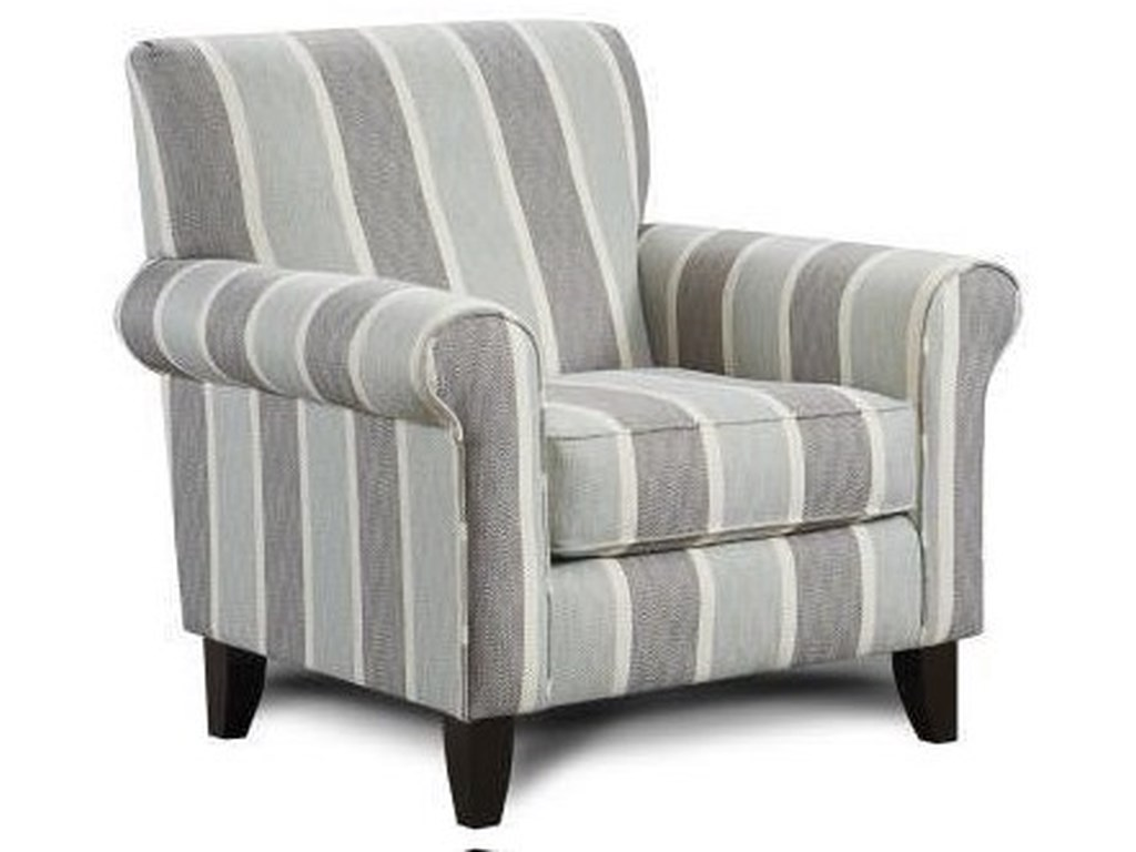 Fusion Furniture PhoebeAccent Chair