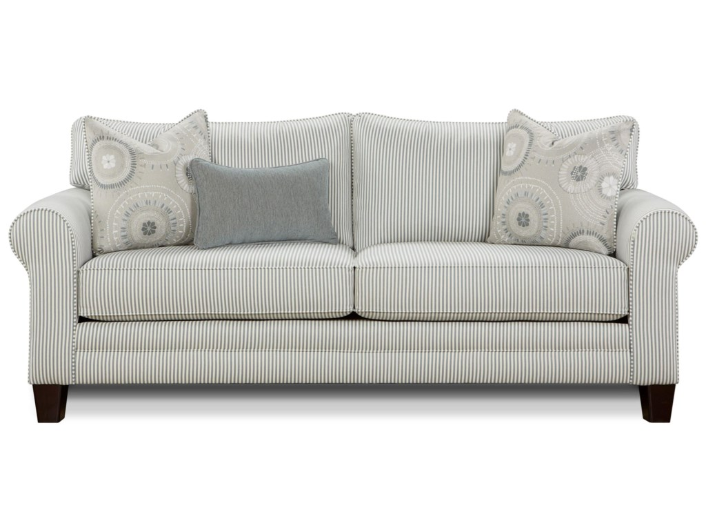 Fusion Furniture (Beaverton Store Only) 1180Sleeper Sofa