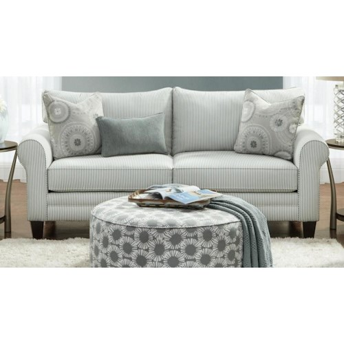 Fusion Furniture 1180 Sofa