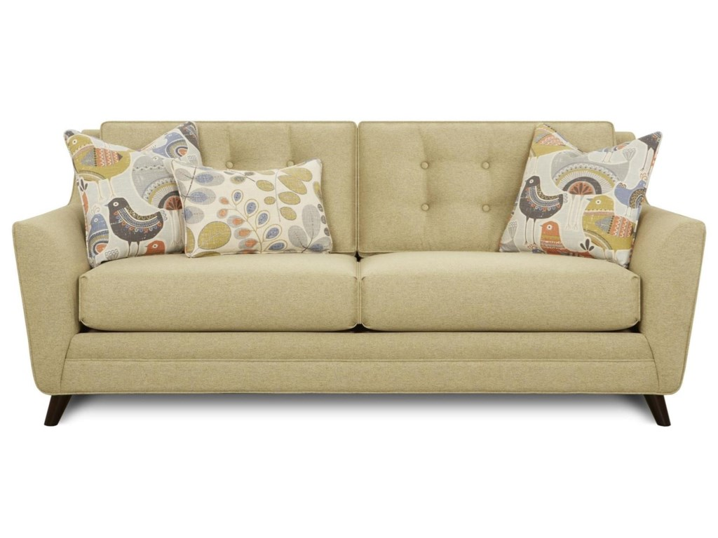 Fusion Furniture 1355Sofa