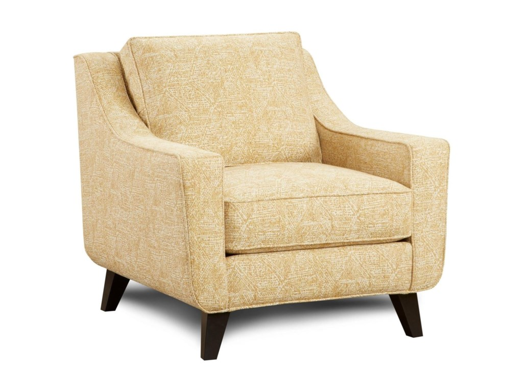 Haley Jordan 1392Accent Chair