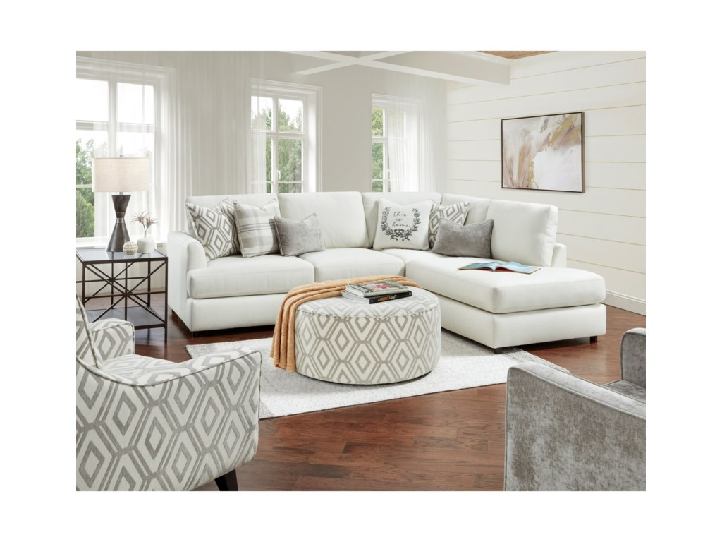 Fusion Furniture 1392Accent Chair