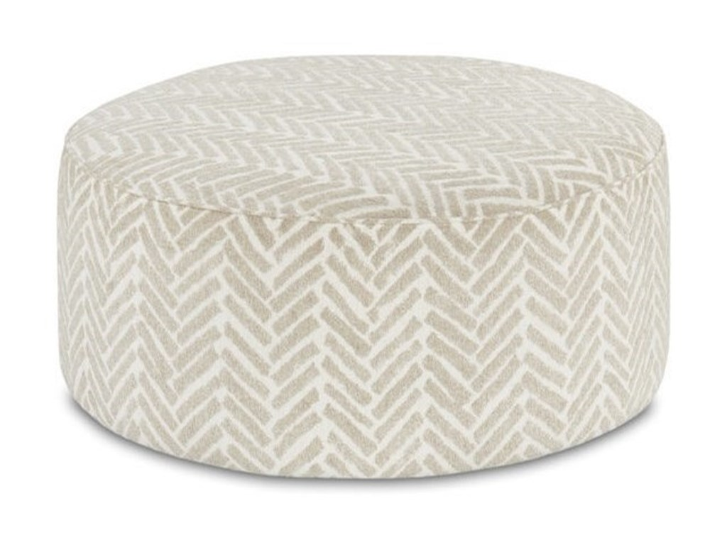Fusion Furniture 140Cocktail Ottoman