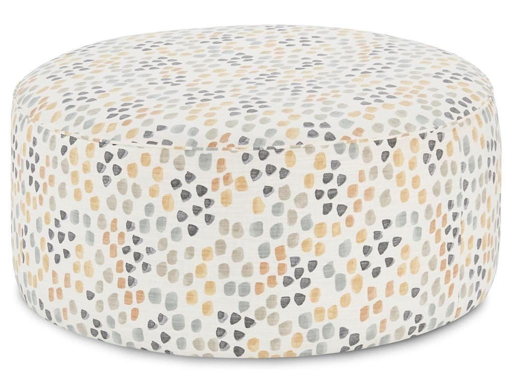 Fusion Furniture 140Cocktail Ottoman