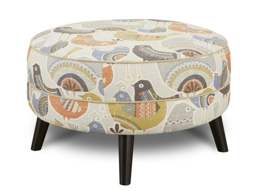 VFM Signature 142Cocktail Ottoman