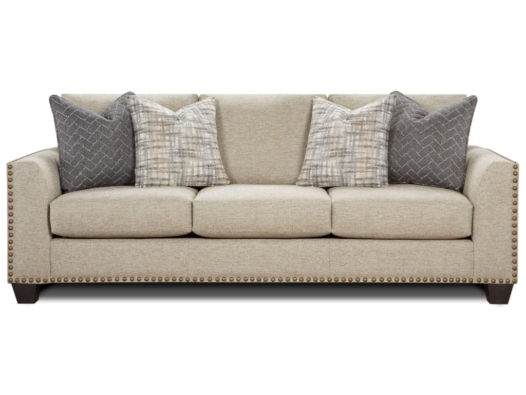 Fusion Furniture 1430Sofa