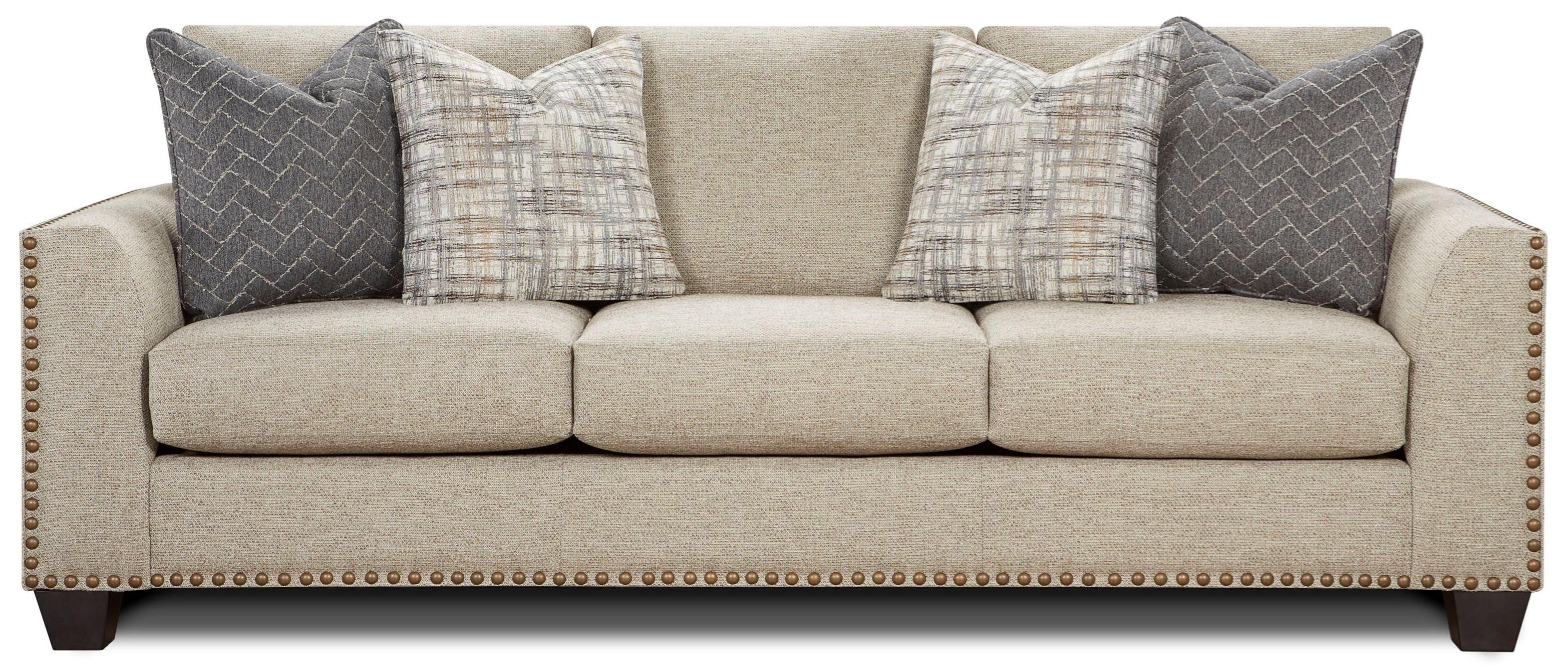 Fusion Furniture 1430Sofa ...