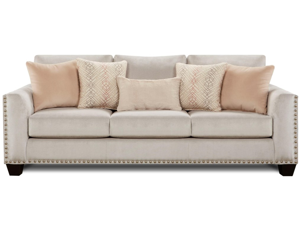 Fusion Furniture 1460Sofa