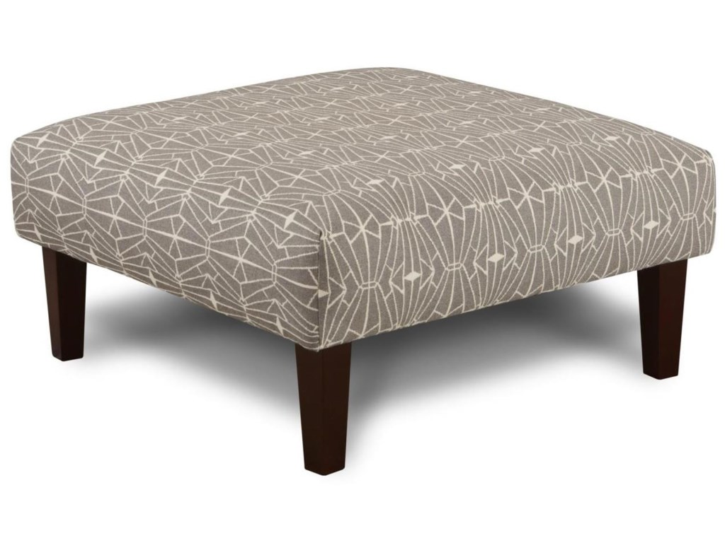 Fusion Furniture 159Cocktail Ottoman